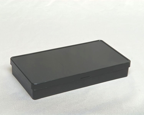 TUFF Line Conductive Hinged Plastic Boxes, 8