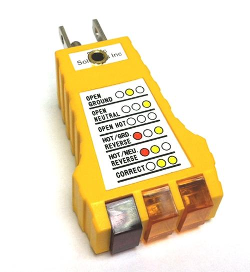 SP-101 Electrical Ground Checker