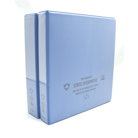 ESD Binders, Sheet Protectors & ESD Paper - Correct Products