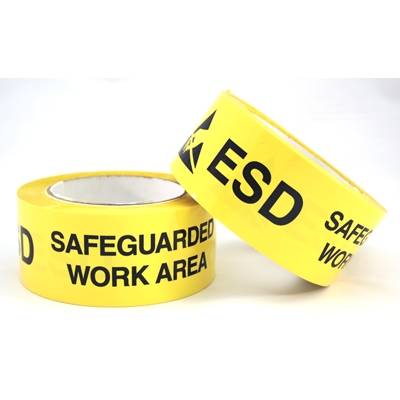 Esd Floor Tape With Anti Static Caution 3 Quot X 108