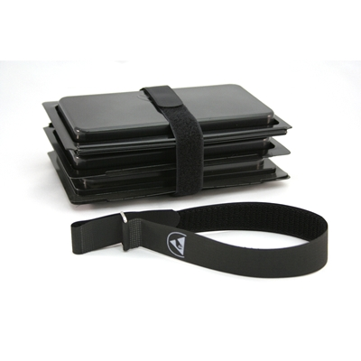 VSI-10ESD ESD Hook & Loop Tray Straps, 1