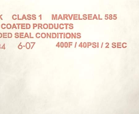 Marvelseal 585 Barrier Film