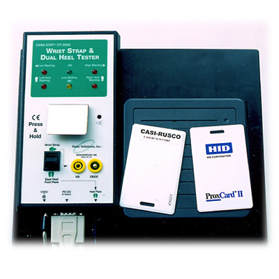 HR-8000 Hid/Casi-Rusco Reader for CT-8900 ESD Testers