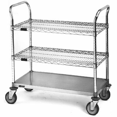 Wire Shelving Carts