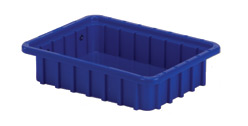 LEWISBins DC1025 Divider Box Container, 10.8