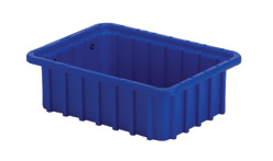 LEWISBins DC1035 Divider Box Container, 10.8