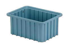 LEWISBins DC1050 Divider Box Container, 10.8