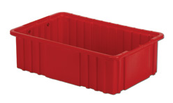 LEWISBins NDC2050 Divider Box Container, 16.5