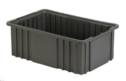 LEWISBins NDC2060 Divider Box Container, 16.5
