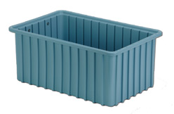 LEWISBins DC2070 Divider Box Container, 16.5