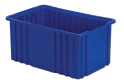 LEWISBins NDC2080 Divider Box Container, 16.5