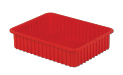 LEWISBins DC3050 Divider Box Container, 22.4