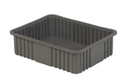 LEWISBins NDC3060 Divider Box Container, 22.4