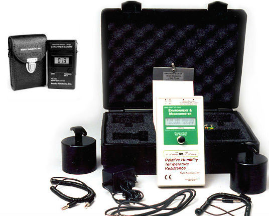 Static Solutions RT-2000 Complete 20/20 ESD Audit Kit