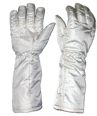 Transforming Technologies FG3900 Nomex Static Safe Hot Gloves, 16