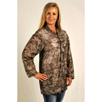 Tech Wear LOJ-D3 OFX Fabric Lightweight ESD Jacket, Camo