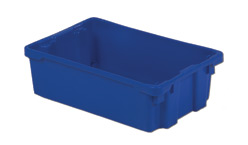 LEWISBins SN2012-6 Polylewton Stack-N-Nest Container, 20.1