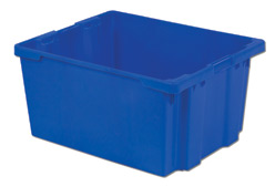 LEWISBins SN3024-15 Polylewton Stack-N-Nest Container, 30.1