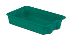 LEWISBins SN2214-5P Plexton Stack-N-Nest Container, 24.3