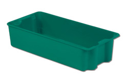 LEWISBins SN2713-7P Plexton Stack-N-Nest Container, 29.6