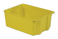 LEWISBins SN2217-10P Plexton Stack-N-Nest Container, 25.3