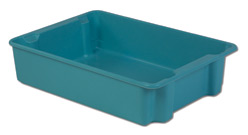 LEWISBins SN3023-8P Plexton Stack-N-Nest Container, 34.1