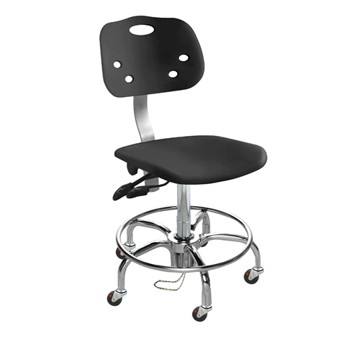 ArmorSeat ESD Chair w/ Casters, Height Range 24