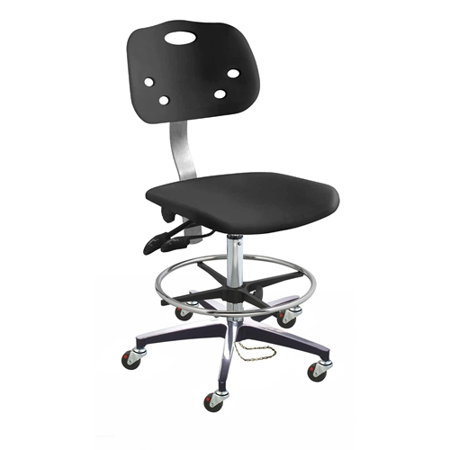 ArmorSeat ESD Chair w/ Casters, Height Range 20