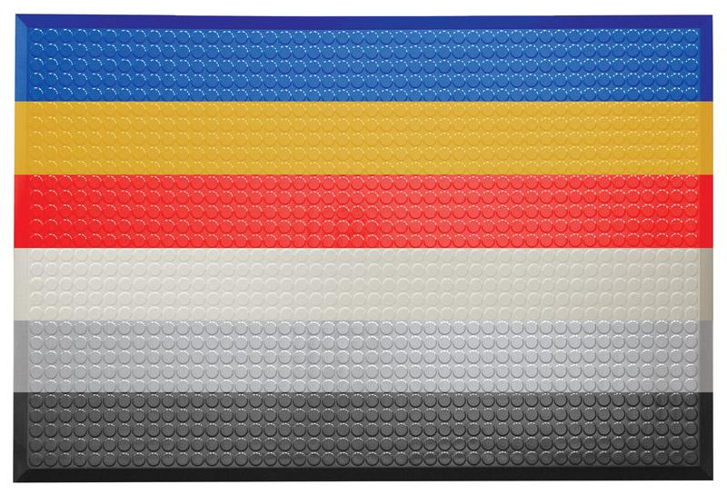 Ergomat INS0203 Infinity ESD Smooth Anti Fatigue Floor Mat, 2' x 3'