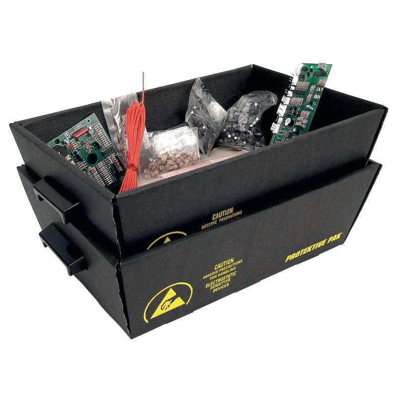 37620 Conductive Nestable Tote, 12