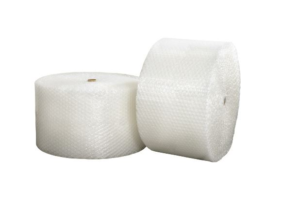 Perforated Heavy Duty Bubble Cushioning Rolls, 24