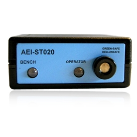 AEI-ST020 ESD Constant Monitor, Single Operator & Bench