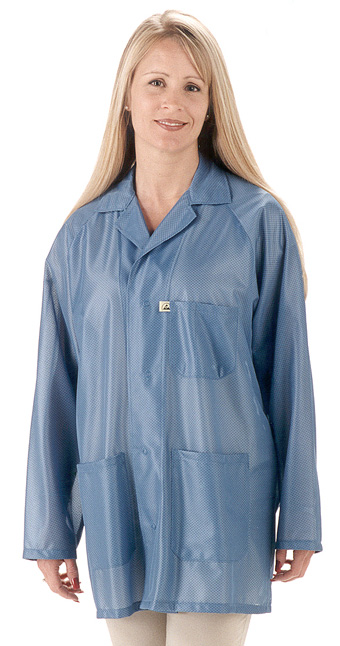 ESD Smocks & Lab Coats