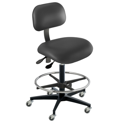 BioFit ETC Series  Chair w/ Casters, Height Range 22