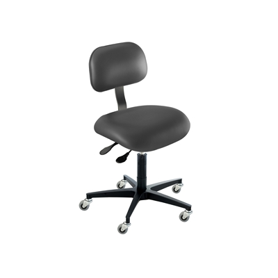 BioFit ETC Series  Chair w/ Casters, Height Range 17