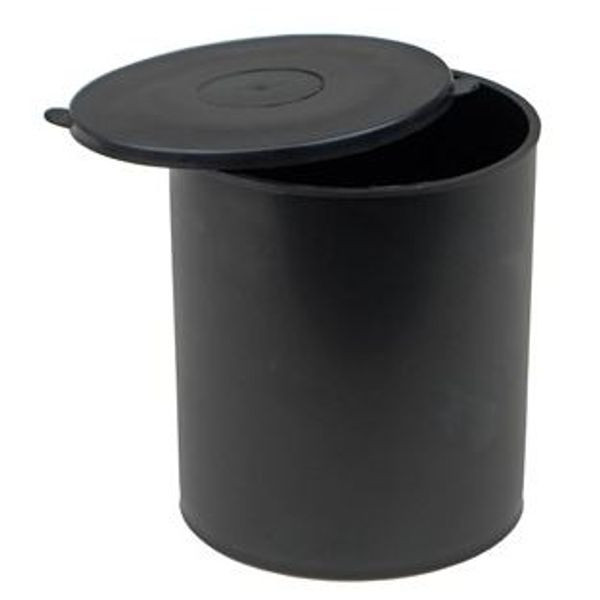 ESD Round Containers