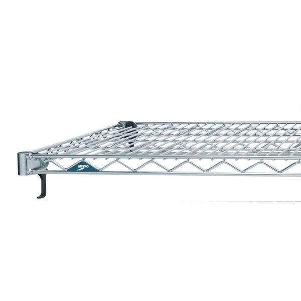 Metro Super Adjustable Chrome Wire Shelves