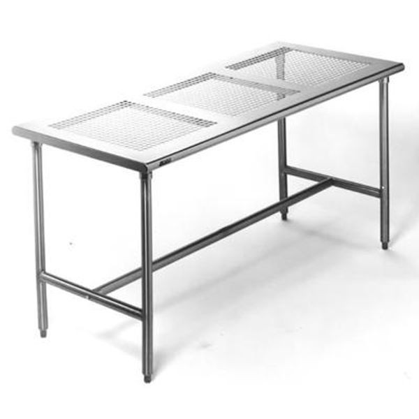 Stainless Steel Cleanroom Tables