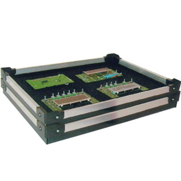 ESD Stackable Process Trays