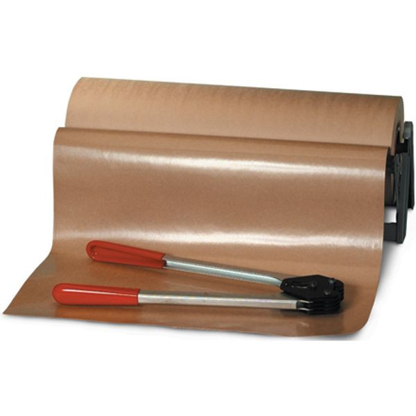 Poly Coated Kraft Paper Rolls & Sheets