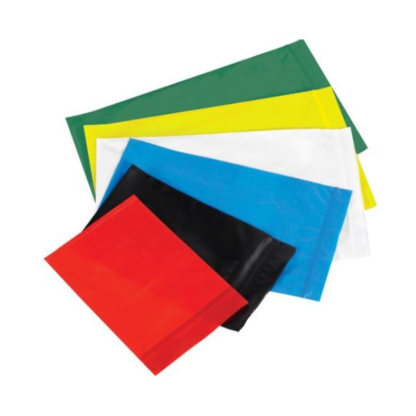 Colored Poly Bags
