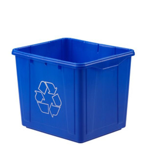 Recycle Bins & Containers