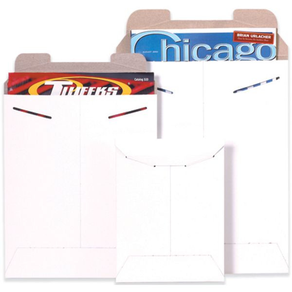 Flat Chipboard Mailers