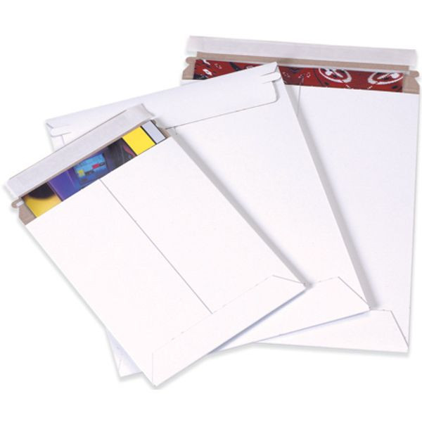 Self-Seal Flat Chipboard Mailers