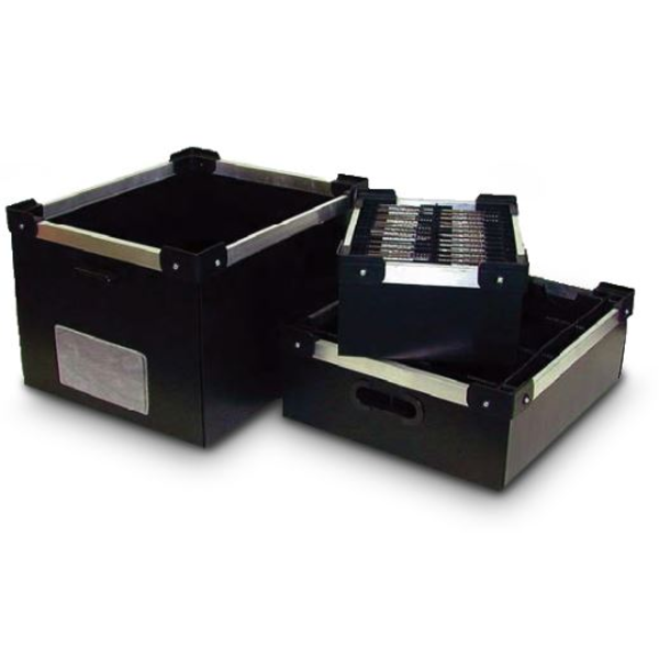 Durastat Conductive Stackable Totes