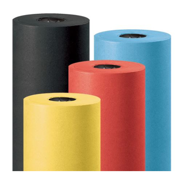 Colored Kraft Paper Rolls