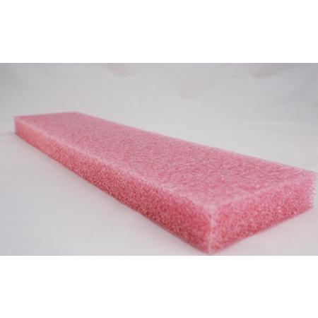 Pink Antistatic Polyethylene Foam 24