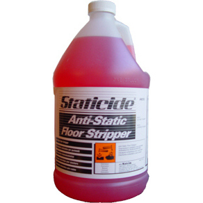 ACL 4010-1 ACL Staticide Acrylic Stripper, 1 Gallon, 4/Case