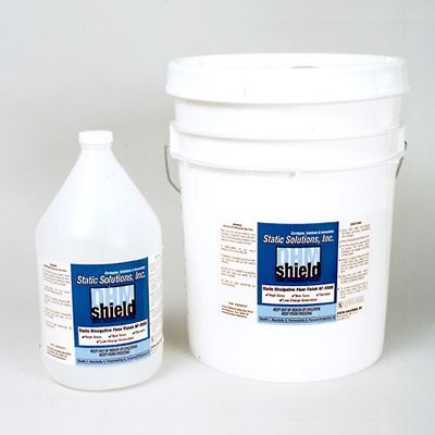 Static Solutions AF-5500 Elite ESD Floor Finish, 1 Gallon