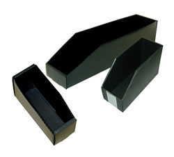Conductive Fluted Plastic ESD Bin Boxes